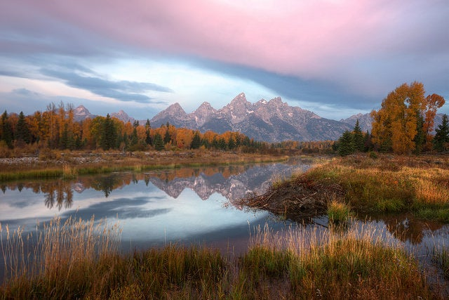 Wyoming Law May Cause Legal Problems For Photographers Shooting on Public Land, Including National Parks