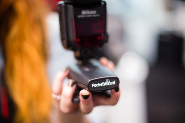 PocketWizard Plus IV Radio Transceiver