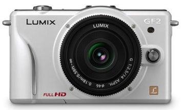 New Gear: Panasonic Lumix DMC-GF2 Is Tiny, Touch-Friendly