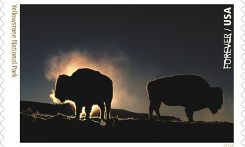 USPS Celebrates National Parks Centennial With Stamps Featuring Epic Photographs