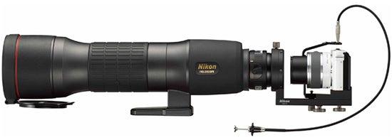 Nikon 1 digiscope