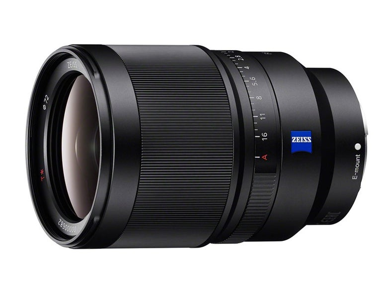 Sony Zeiss 35mm F/1.4 Prime Lens