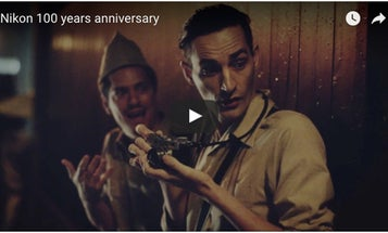 Nikon Is Celebrating Its 100th Anniversary With This Grandiose Video