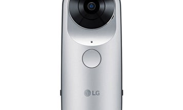 Roundup: Five 360-Degree Cameras