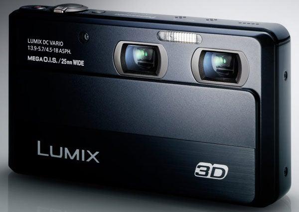 Panasonic 3D1 Main
