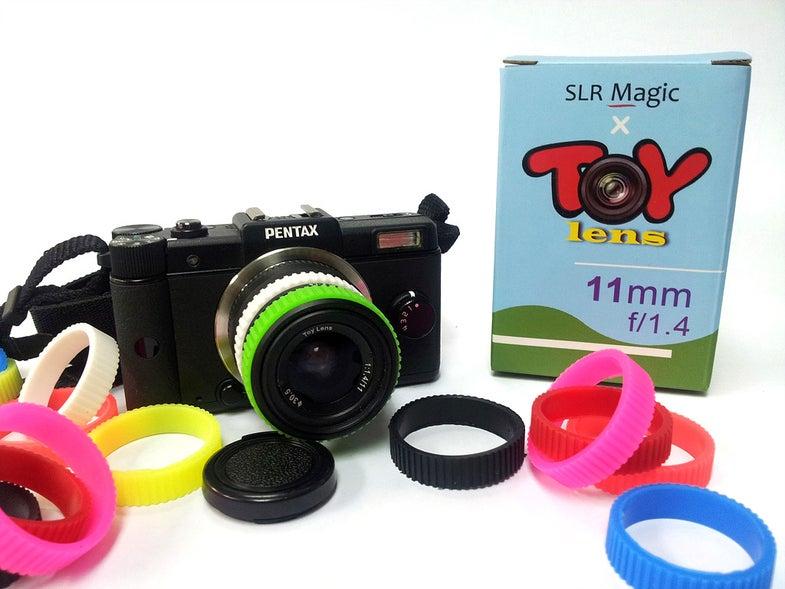 SLR Magic 11mm