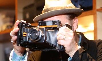My Favorite Old Camera: Danny Clinch's Konica Instant Press