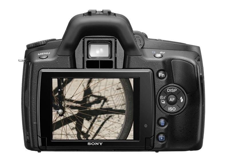 Camera Test: Sony Alpha 390