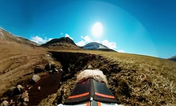 The Faroe Islands Are Using Sheep-Mounted Cameras to Populate Google Street View