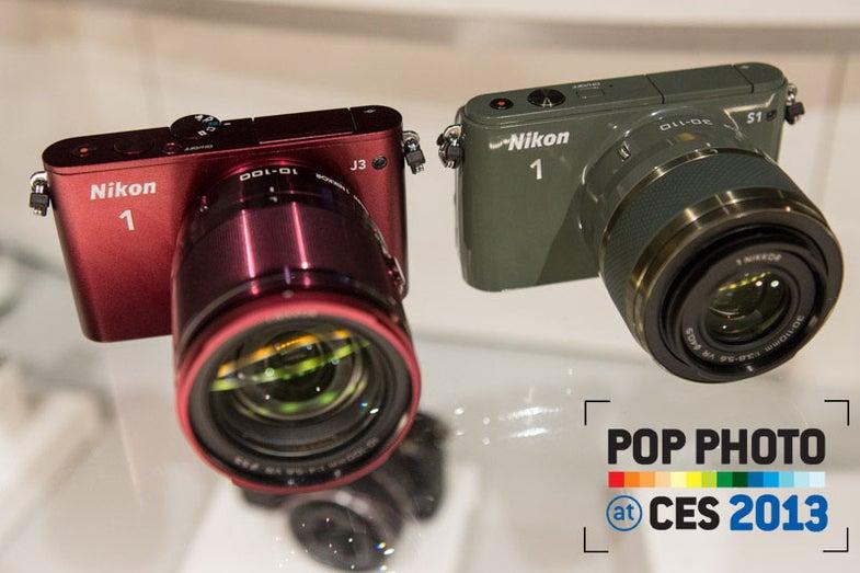 Nikon S1 CES