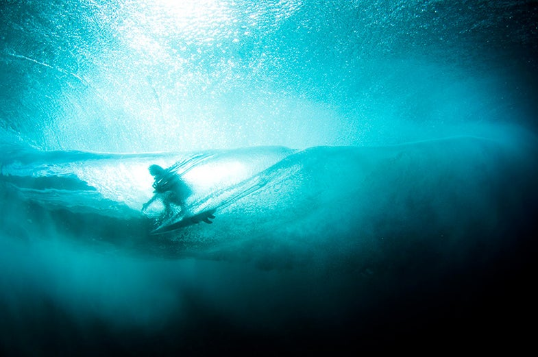 how to take surf photos