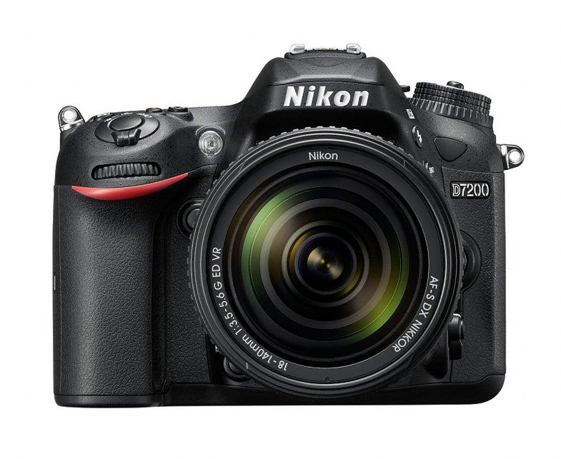 Camera Test: Nikon D7200 DSLR