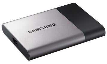 CES 2016: Samsung Portable SSD T3 Puts 2 TB of Storage Into an Extremely Tiny Drive
