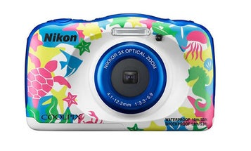 The Nikon Coolpix W100: A Camera for Kids