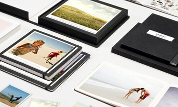 MILK Teams Up With Moleskine For New Line of Photo Books