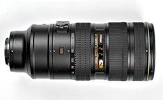 Lens Test: Nikon 70-200mm f/2.8G ED VR II promo
