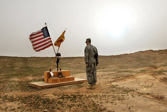 """""""A-memorial-service-for-SGT-Kevin-Jessen-killed-th"""""""