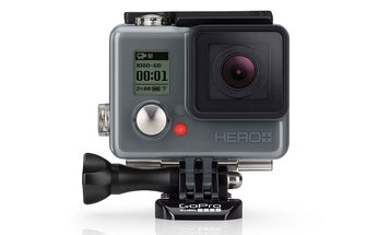 New Gear: GoPro Hero+ Action Camera Brings Wifi and 60 FPS to the Entry Level