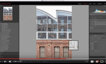 Lightroom CC Adds Guided Upright Tool For Correcting Perspective In Photos