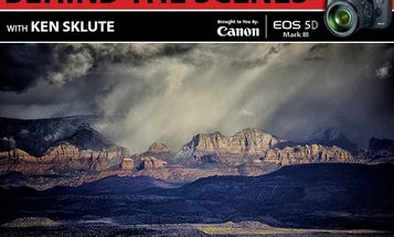 BEHIND THE SCENES WITH the Canon EOS 5D Mark III: Explorers of Light [Sponsored Post]
