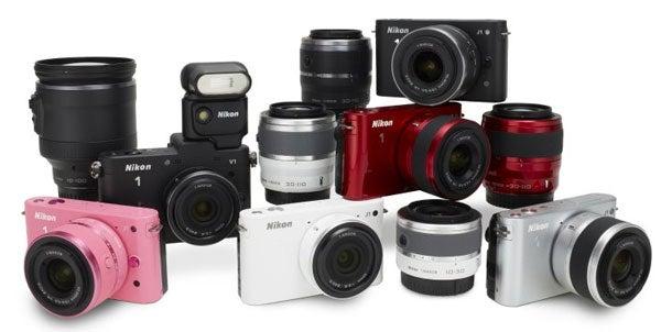 Nikon 1 Main system