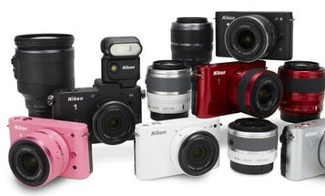 New Gear: Nikon J1 and V1 Interchangeable Lens Cameras