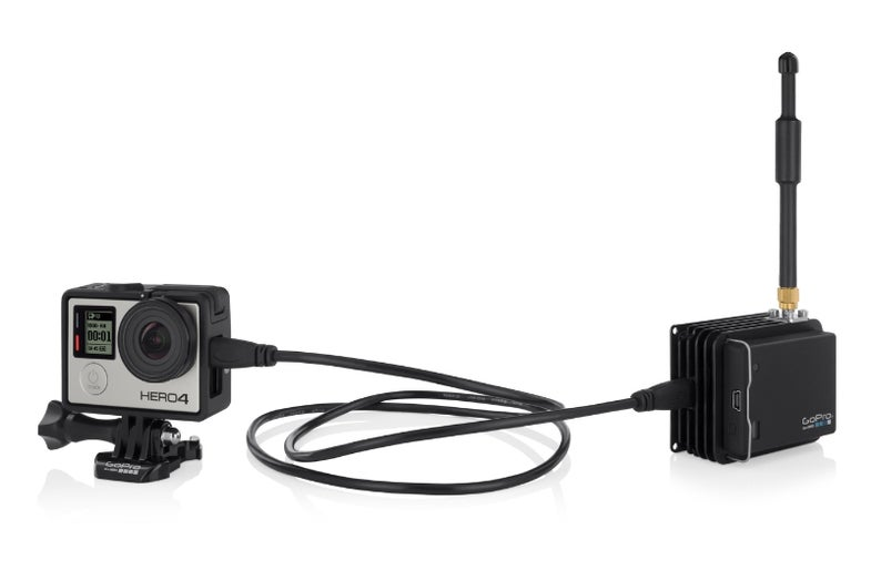 GoPro HEROCast Is a High-Tech Solution For POV Broadcasting