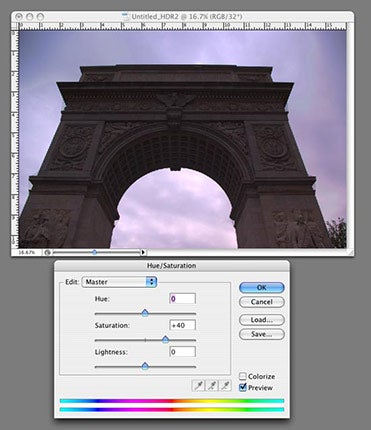 """""""Photoshop-CS3-HDR-Using-Hue-Saturation-the-user"""""""