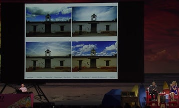 Adobe Sky Replace Automatically Swaps Blown Out Skies