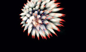 Photographing Fireworks: 24 Tips