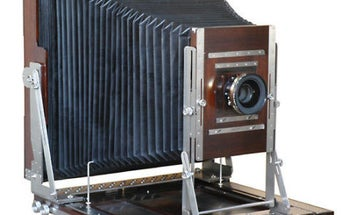 eBay Watch: This 20 x 24-inch Custom Ebony View Camera Is Seriously Large Format