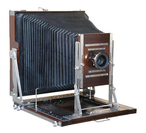 Custom 20 x 24-inch Ebony Film Camera Auction