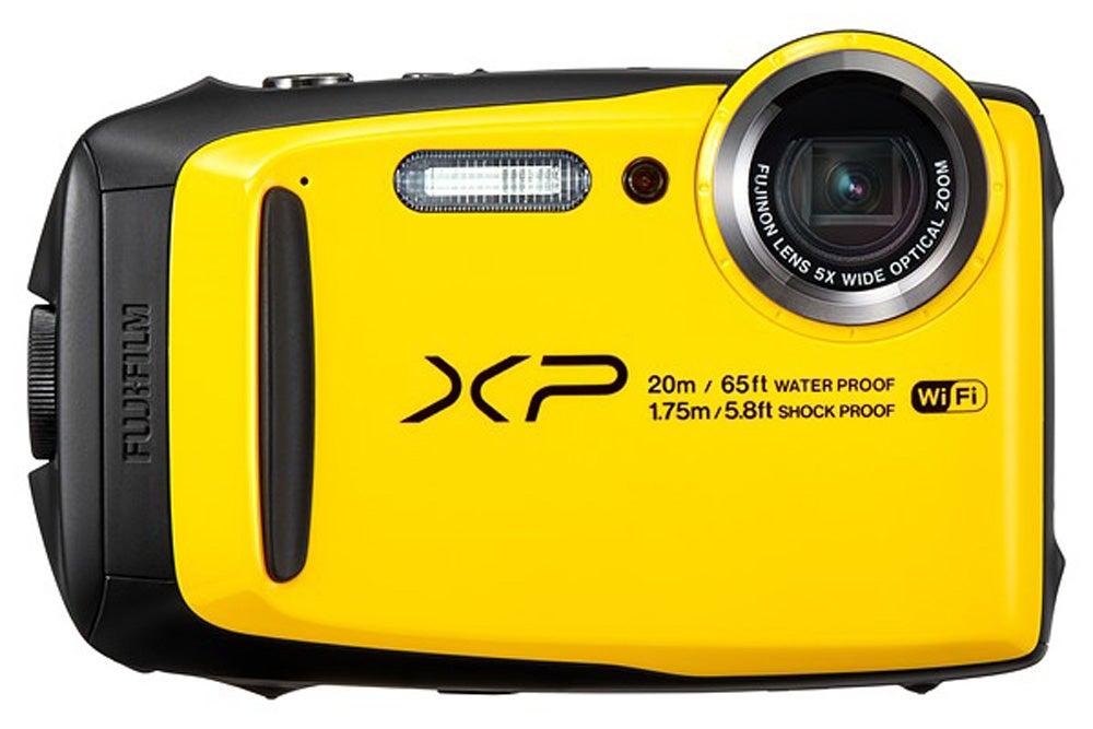 Fujifilm XP120 Waterproof Camera