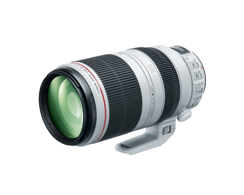 Canon 100-400mm F/4.5-5.6L IS II USM Telephoto Zoom Lens