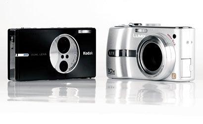 Camera-Shoot-Out-Kodak-EasyShare-V610-vs.-Panasonic-Lumix-DMC-TZ1