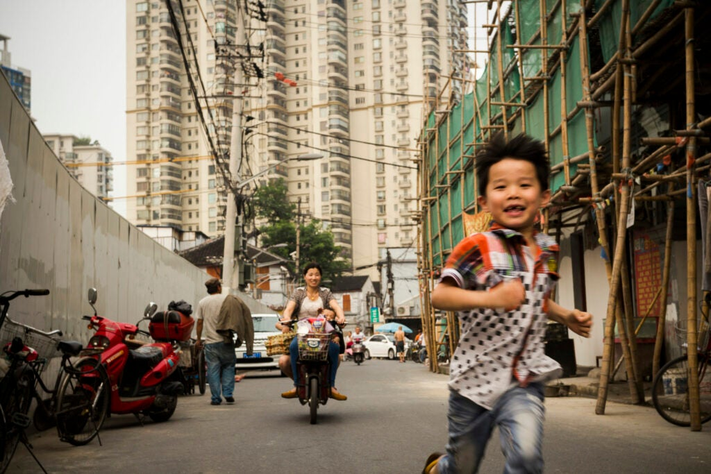 """""""Shanghai"""