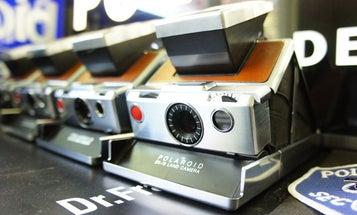 Dr. Frankenroid's Rare Polaroid Cameras