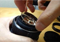 Pentax Lens Dissection