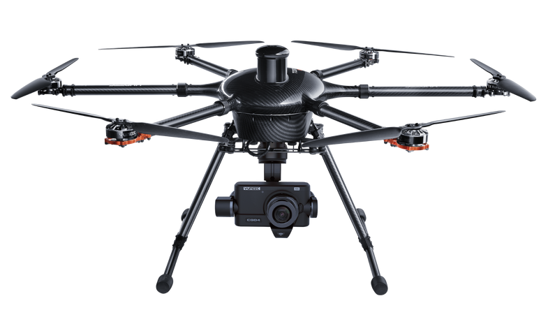 The Yuneec H920 Plus Hexacopter
