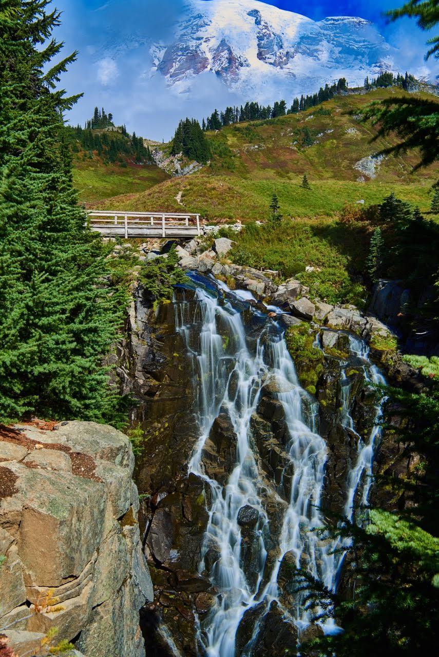 Mentor Series: Mt. Rainier
