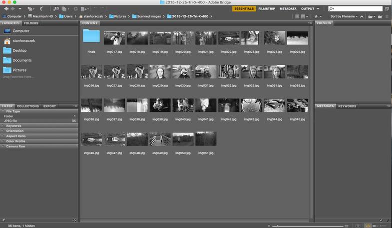 Adobe Bridge CC 6.2