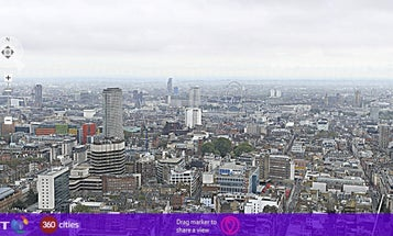 London Photo Sets Record For Gigapixel Panorama