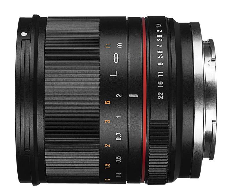 Lens Test: Rokinon 21mm F/1.4 ED AS UMC