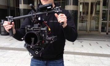 New Gear: Vincent Laforet's MoVI Handheld Stabilization Rig