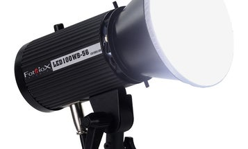 New Gear: Fotodiox LED100WB Studio Lights