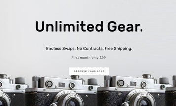 Parachut Will Send You Curated Camera Gear Packages For $149 Per Month