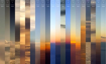 How a Photographer and Pilot Chased the Sunset All Around the World