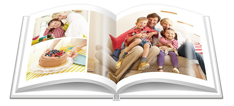Canon hdAlbum EZ photo book printing app