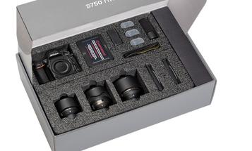 Nikon Releases D750 DSLR Filmmaker's Kit For $4,000