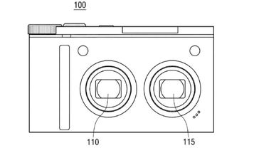 Samsung Patent Demonstrates Dual-Lens Compact Cameras for Better Depth of Field